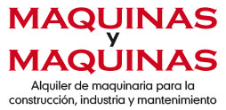 alquiler maquinas