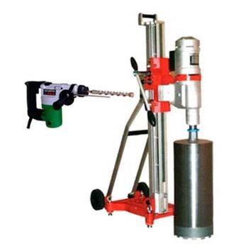 Alquiler-Perforadora de corona con soporte, 3.300 W, 230v, Ø80-400mm