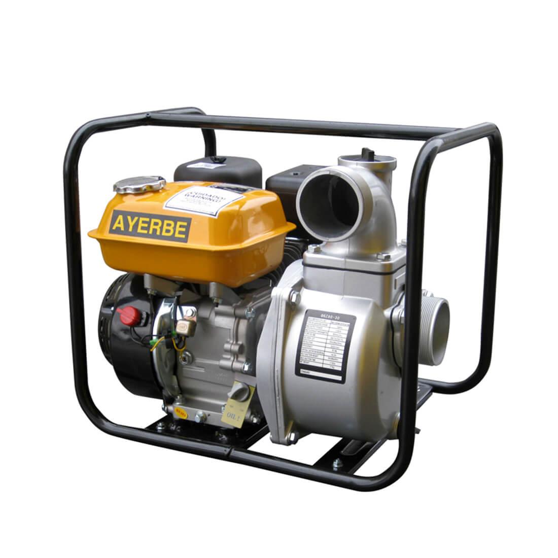 Alquiler de motobomba 5 5 hp l h y tuber a 80mm for Alquiler de bombas de agua