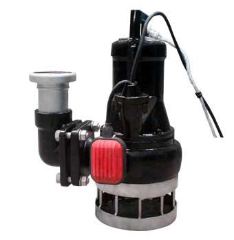 Bomba sumergible agua muy sucia vortex 1 1kw 2 1 2 for Alquiler de bombas de agua