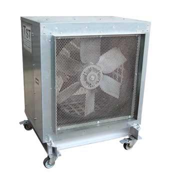 Alquiler-caja ventilación