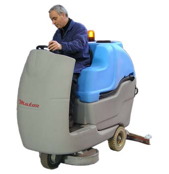 Alquiler de equipos, herramientas y maquinaría para limpieza