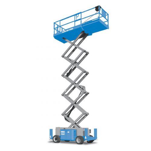 Alquiler-Plataforma elevadora