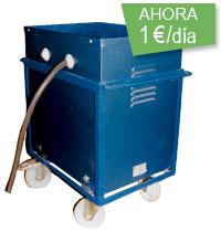 auto transformador trifasico 1€/dia