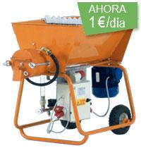 mezcladora oferta 1€/dia