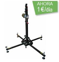 torre telescopica 1€/dia