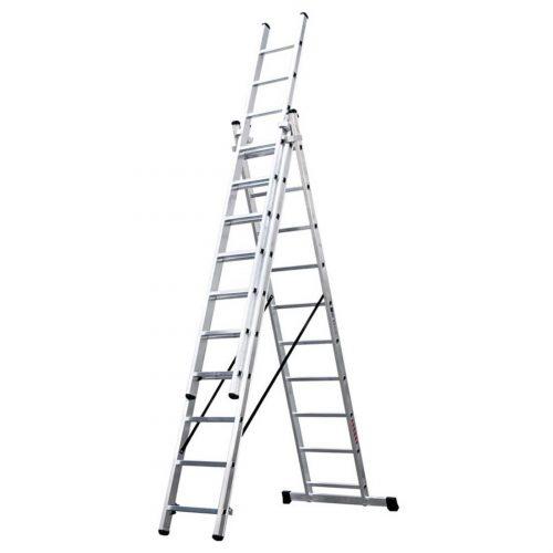 alquiler escaleras de tijera