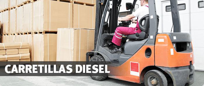 Carretilla Diesel MC 20HP