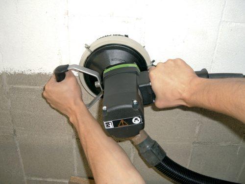 Alquiler-Fresadora de paredes 1.800W, 230v, Ø140mm