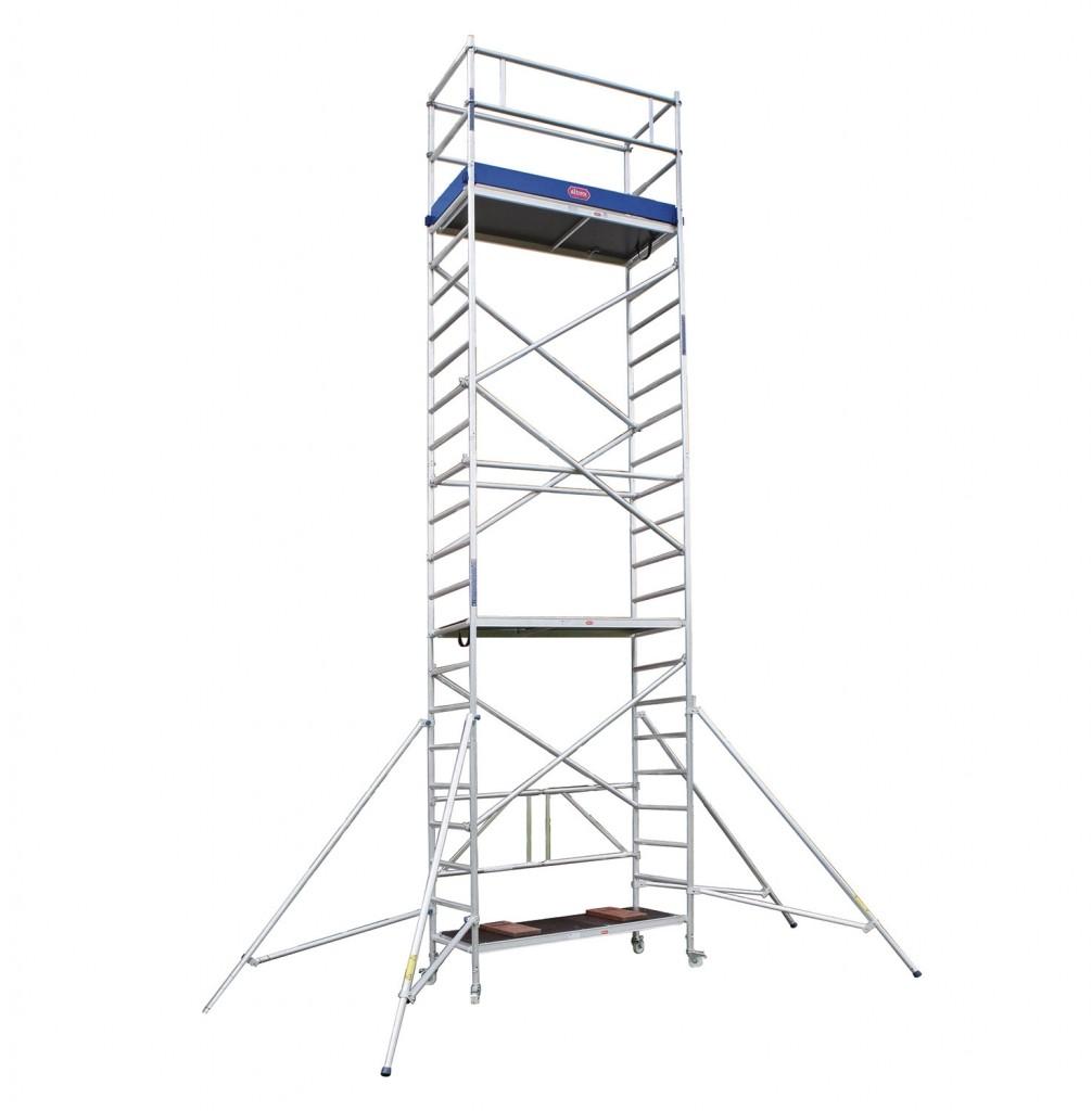 Alquiler de torre andamio movil 6