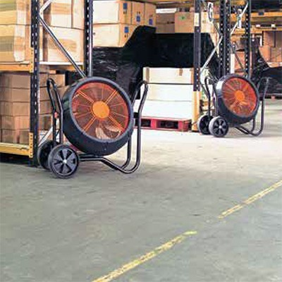 Alquiler de ventilador portatil Mator Air Raid 500 3