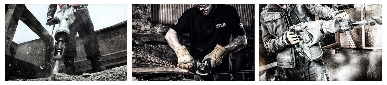Alquiler de herramientas para el corte, perforación, demolición y martillos