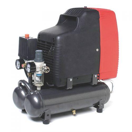 Alquiler-Compresor de aire 1 HP, 6 L, 230v