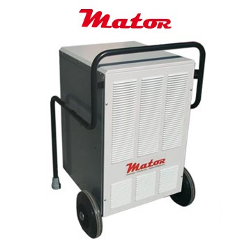 Alquiler-Deshumidificador de aire 70L/día, 1.000W, 230v