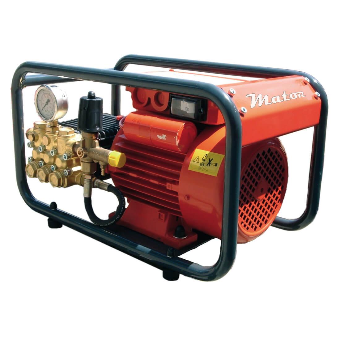 Alquiler-Hidrolimpiadora agua fría 190 bar, 620 L/h, 3.500W, 230v