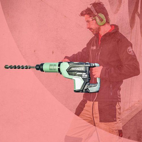 Alquiler de equipos y herramientas para trabajos de perforación