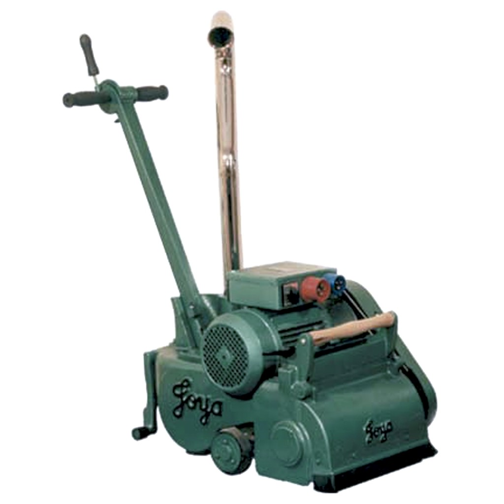 Alquiler de pulidora de parquet ancho de lijado 300mm 3 hp 230v - Maquina pulidora suelos ...
