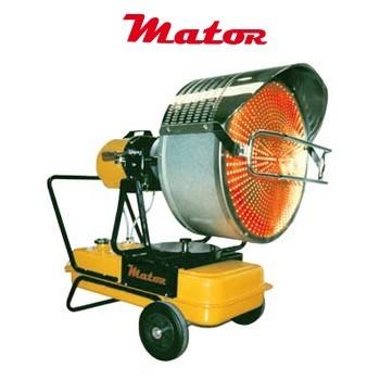 Alquiler-Calefactor por rayos infrarrojos 40 KW 230v